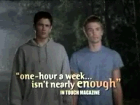 'one-hour a week...isn't nearly enough' IN TOUCH MAGAZINE